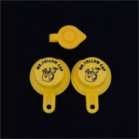MYC Blitz Gas Can Cap Replacement - 2 caps 1 vent